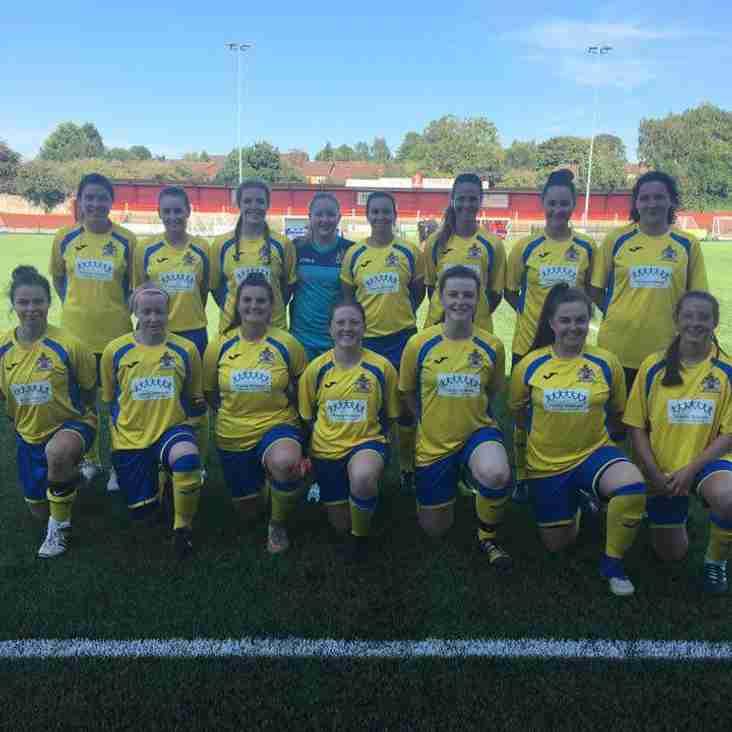 Penybont Ladies 0-3 Barry Town Ladies