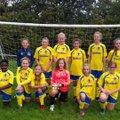 U12 BTU Cardiff beat Abertillery Belles 1 - 2