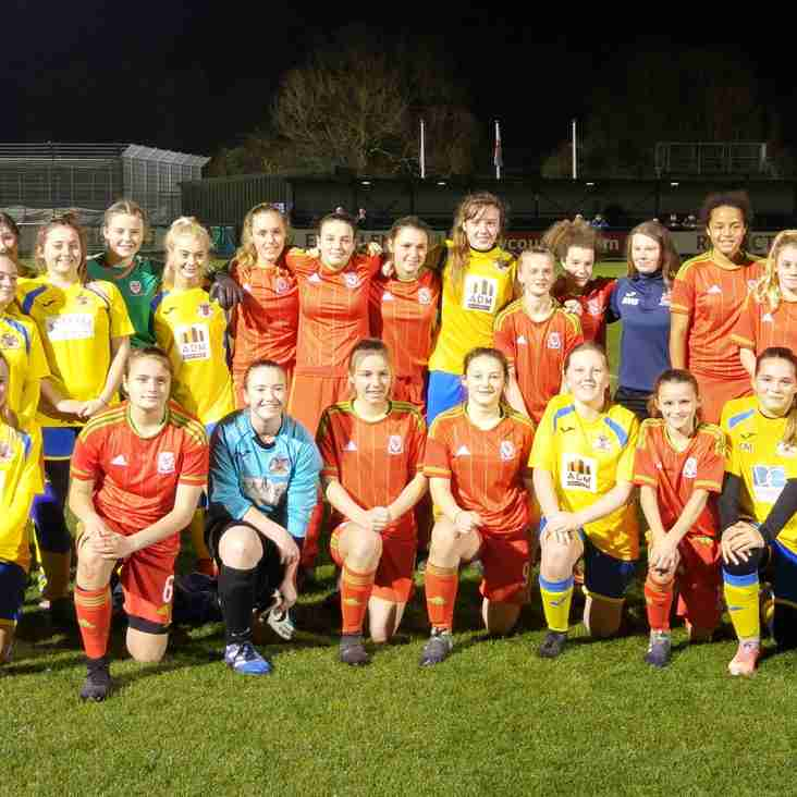 Charity Match a Huge Success