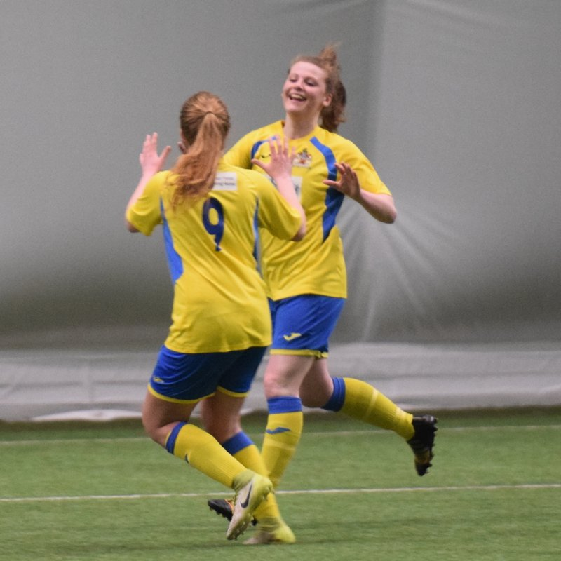 Barry Town Ladies 7-1 Cwmbran Celtic