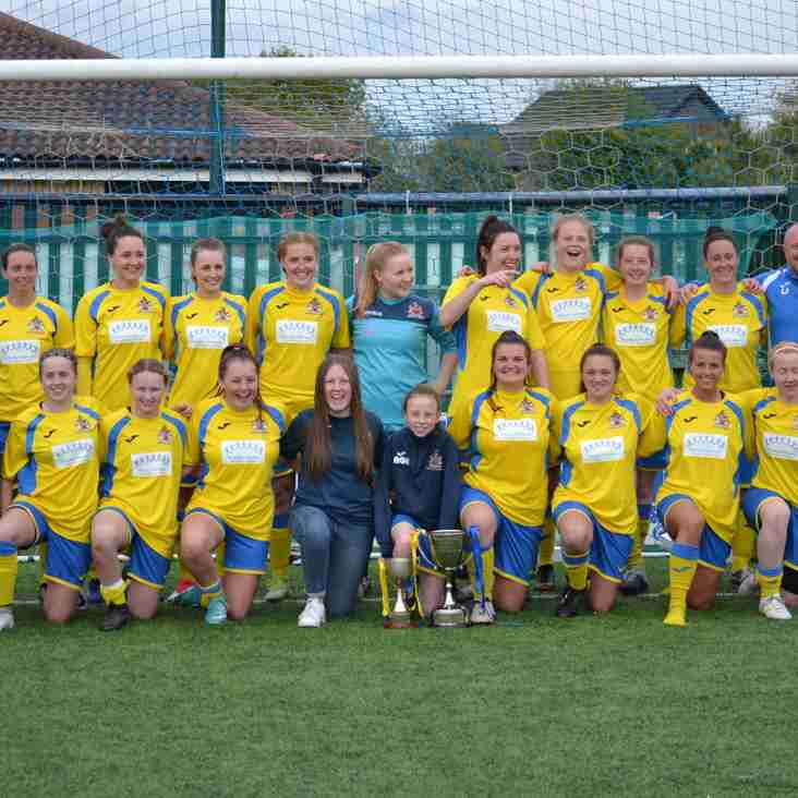 Ladies Complete Cup Double