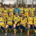 U15 Girls Clinch League Title