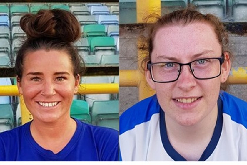 Vowles & Thomas Sign for Ladies