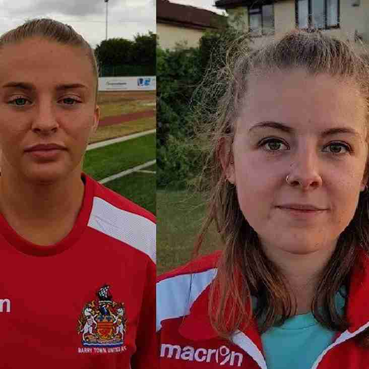 Deacon and Martin-Luce add to tally of new signings