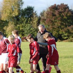 Sean Fitzpatrick visits Ruislip RFC