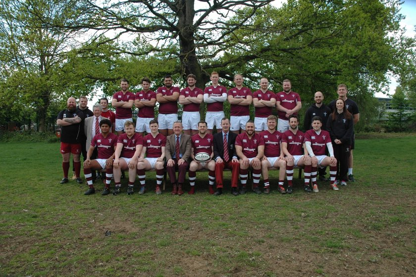 1st XV lose to Old Haberdashers 30 - 8