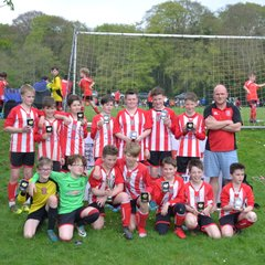 Under 12's Invitational Cup Final