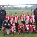UNDER 9's beat Salisbury Whites  3 - 0