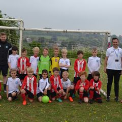 U8's Friendly vs Salisbury Whites