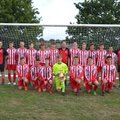 UNDER 18's WHITES beat St Francis Youth 3 - 0