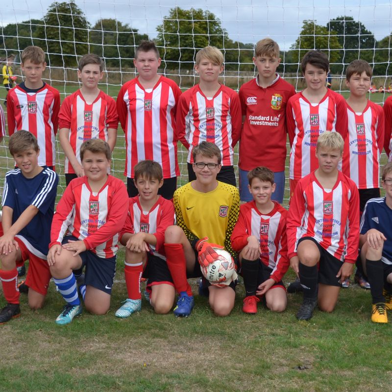 Salisbury Rovers 6 - 6 Clarendon Juniors