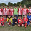 UNDER 12's WHITES lose to Whitchurch United Blacks 4 - 3