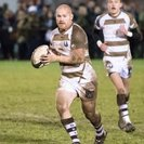 Saxons Bested In Local Derby