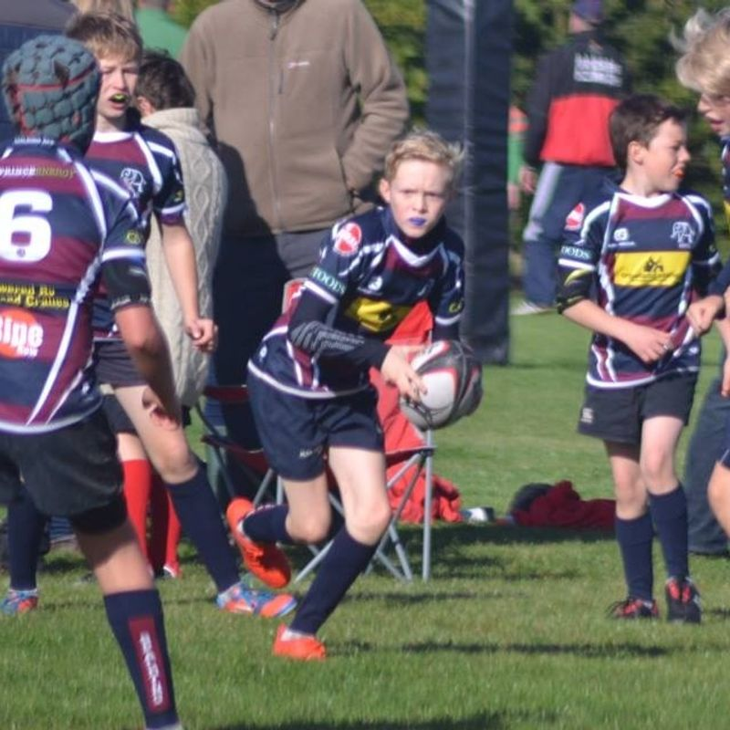 Vote for Spalding Rugby Club –  Aviva Project Funding Opportunity