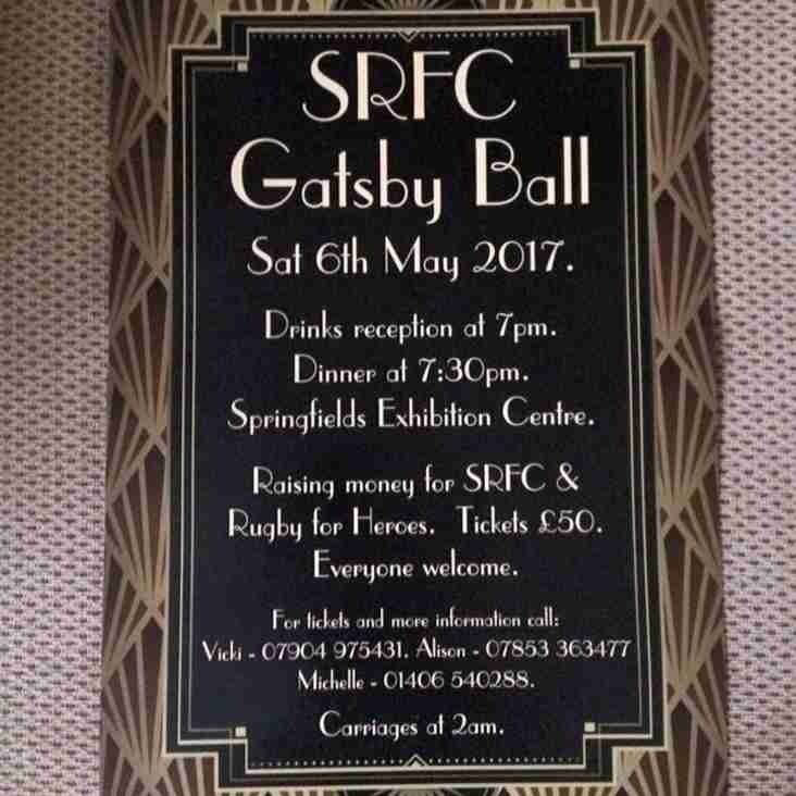 Gatsby Ball - Saturday 6 May