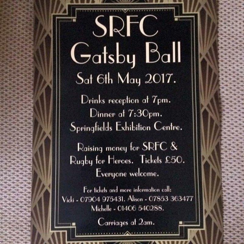 Gatsby Ball - Saturday 6 May 2017