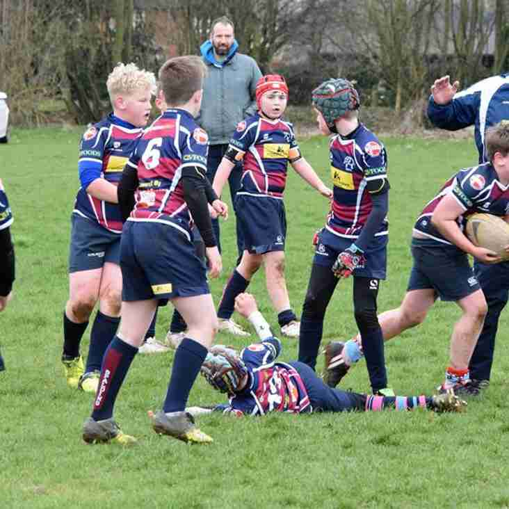New Season Starts for Minis and Juniors - Sunday 2nd September 10am