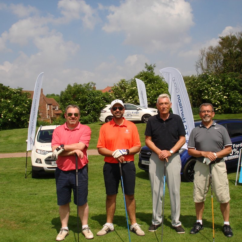 Successful Golf Day Raises Essential Funds for New Ground