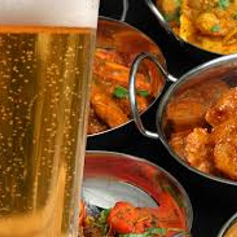 Curry & Pint Night on Friday 13th October - Raffle Prizes Please!