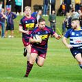 Firsts Maintain Excellent Home League Record with Bonus Point Win