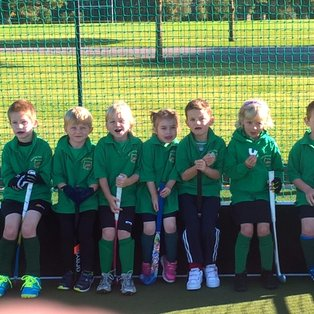 U8's Sucessful at Hawks festival