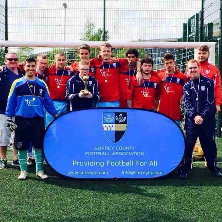 Pan-Disability Beavers through to National final