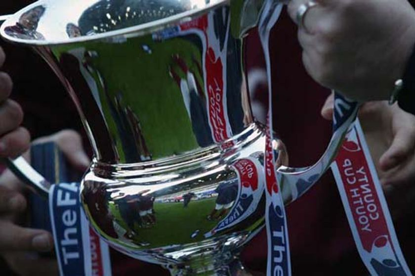 Middlesex FA reach FA County Youth Cup Final