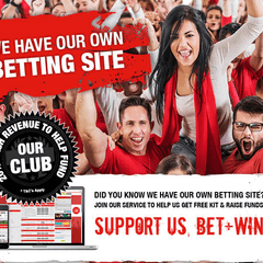 Betting website