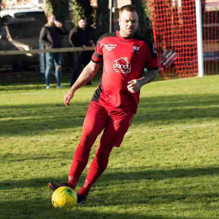 Q and A with striker Rob Wimble