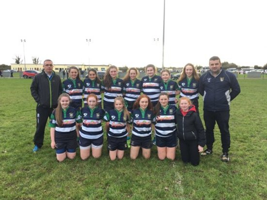 U15 Girls v Portumna 41117