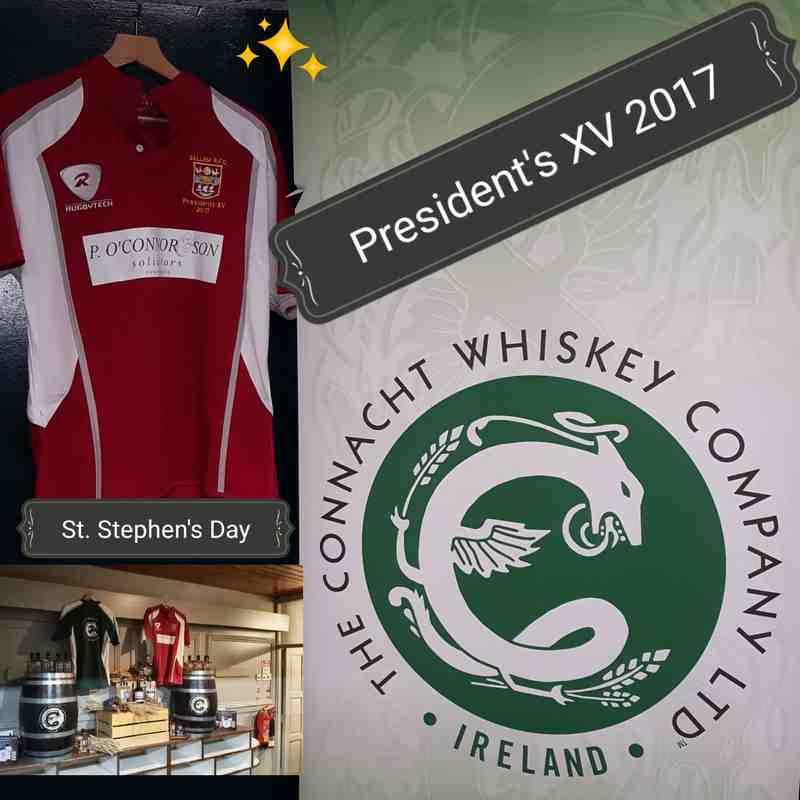 Presidents XV v BRFC 2017