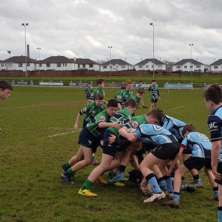 Dramatic delight for our U13s<