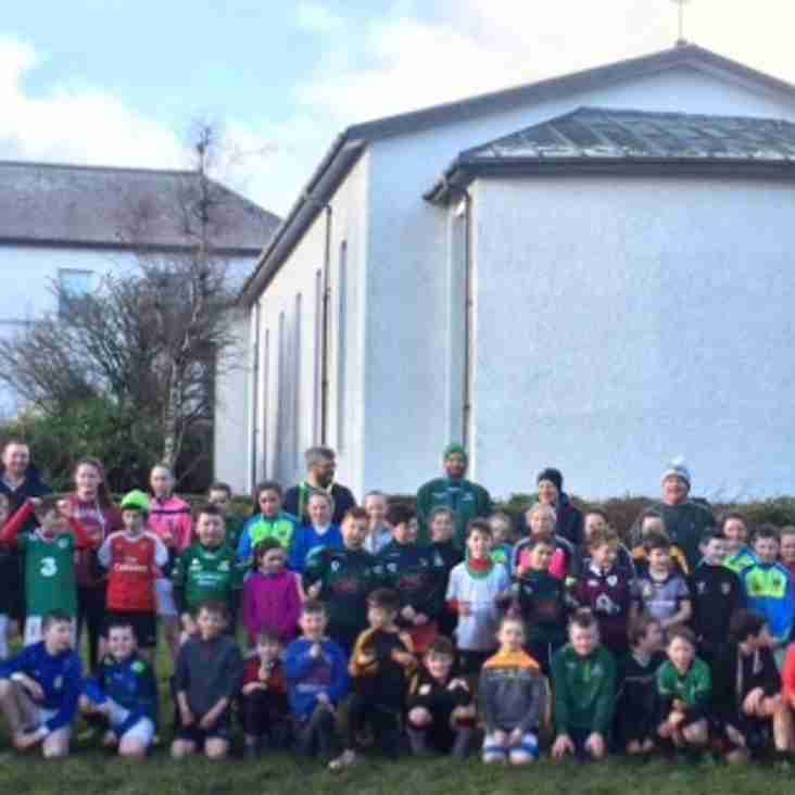 Magical Minis meet GO'D in Crossmolina