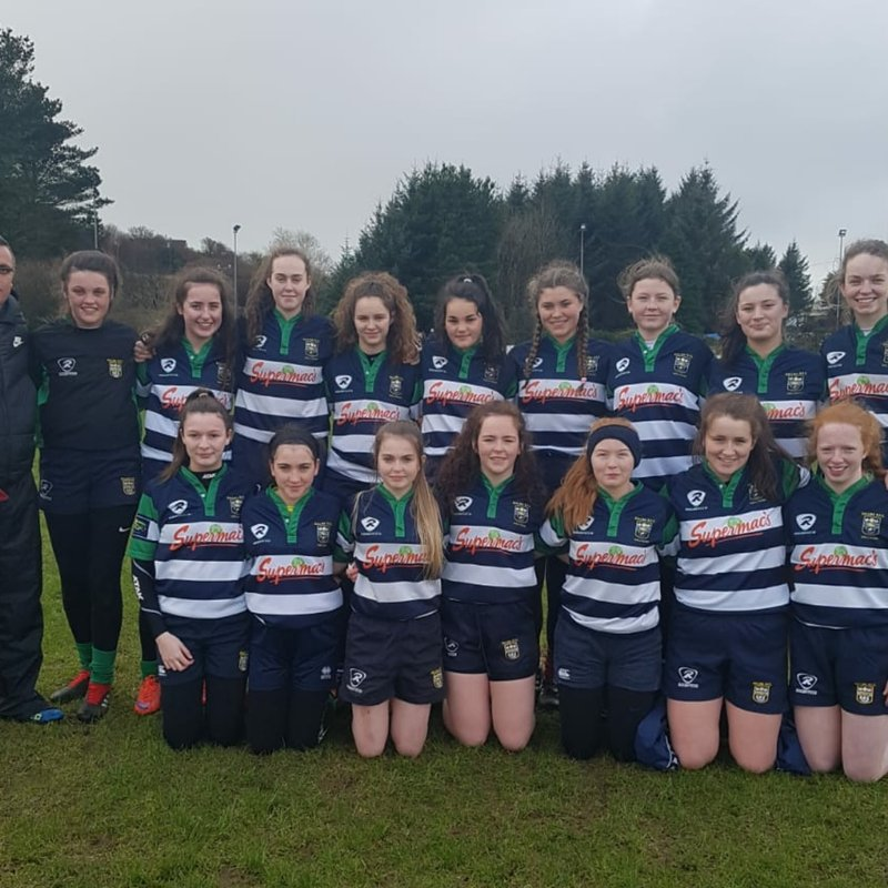 Replay delight for U16 Girls
