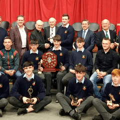 Congrats to all our Muredach's award-winners