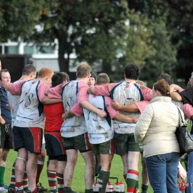 Waterloo 3rdXV at Mossley Hill - 06/10/2012
