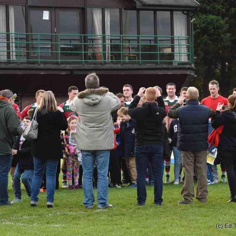 Waterloo 1stXV vs Sheffield Tigers