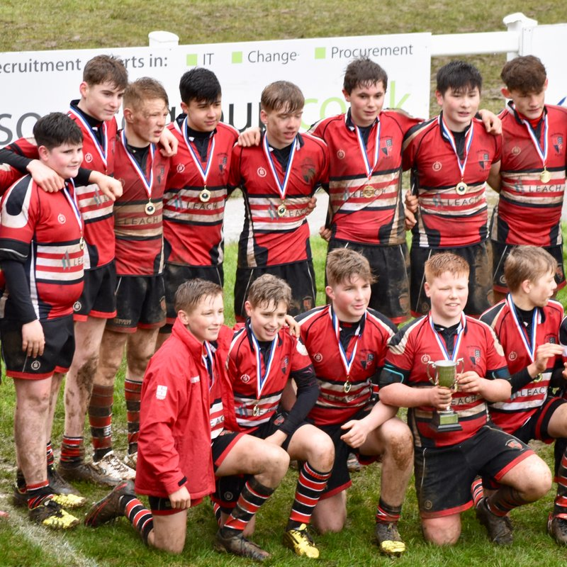 Fantastic display sees u15's reach their 4th consecutive Yorkshire Cup final.