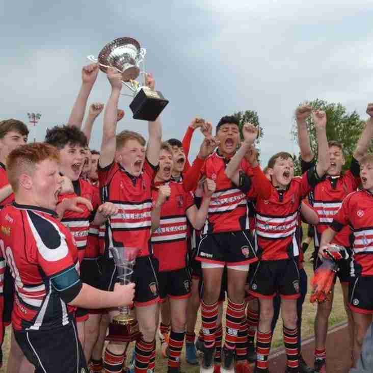 U15 Yorkshire Cup Semi Final - 18th March KO 11am