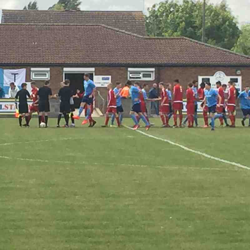 First Team v Albion Sports - Sat 20 Aug 2016