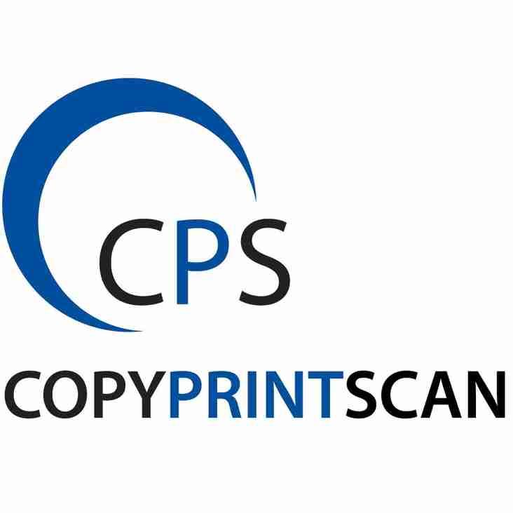 Club News | Copy Print Scan Ltd Sponsorship Announcement!