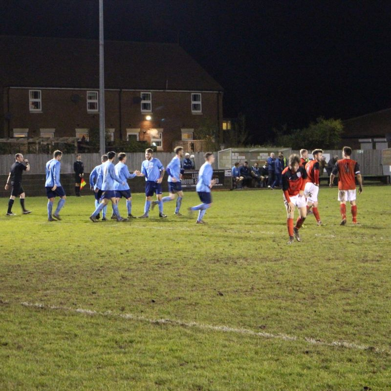 Barton Town Old Boys FC vs. Maltby Main | Saturday 3rd December | NCEL Premier Division