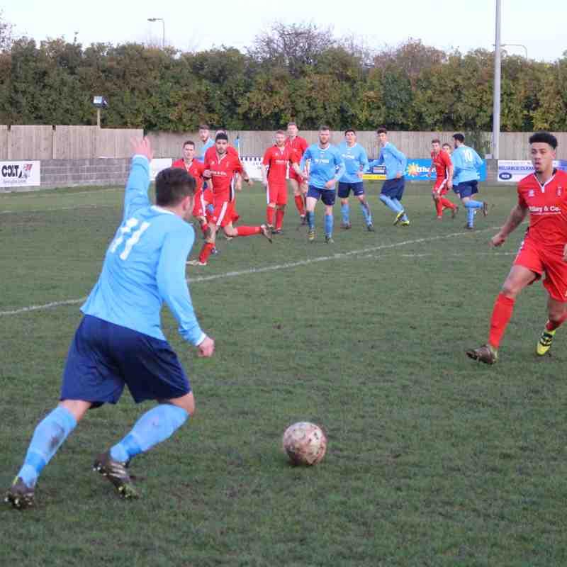 Barton Town Old Boys FC vs. Clipstone | Saturday 17rd December | NCEL Premier Division