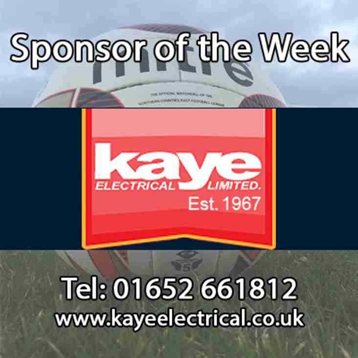 Club News | Barton Town Old Boys FC Sponsor Of The Week! | 2nd January - 6th January