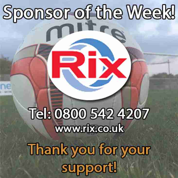Club News | Barton Town Old Boys FC Sponsor Of The Week! | 16th January - 20th January