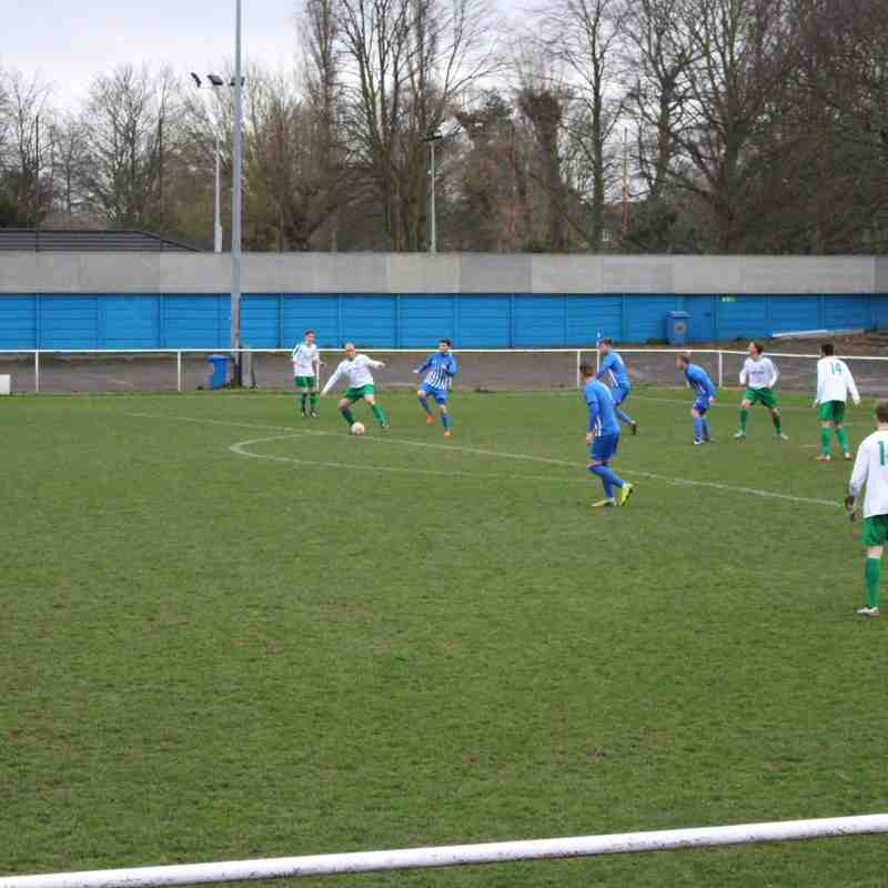 Barton Town Old Boys FC vs. Staveley Miners Welfare | Saturday 18th March 2017 | NCEL Premier Division