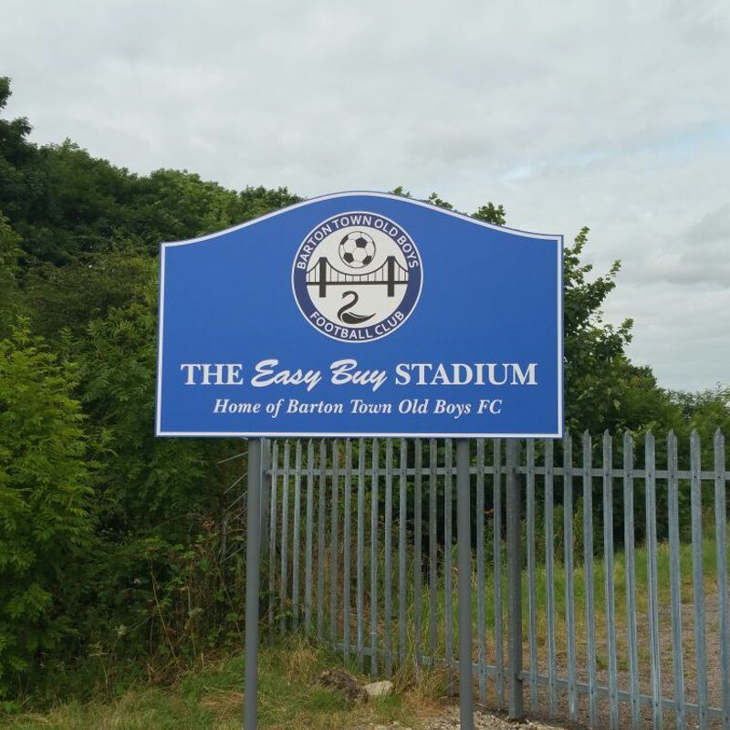 Club News | Barton Town Old Boys FC Sponsor Of The Week! | 24th - 30th April