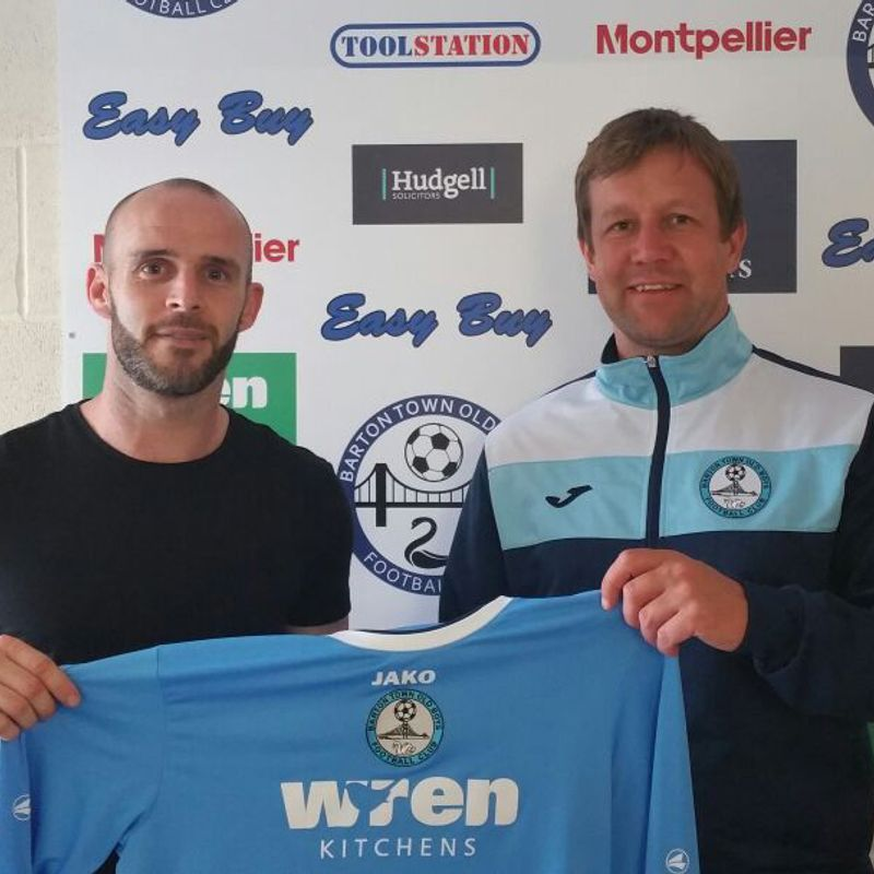 First Team | New Signing - Paul Robson!