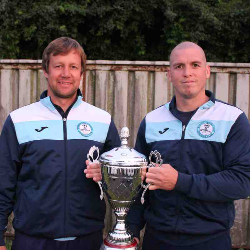 Brigg Town FC vs Barton Town FC | Tuesday 1st August 2017 | Barton Cup