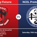 Thackley FC vs. Barton Town FC